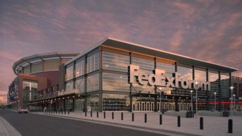 Memphis Grizzlies Select Comcast Business to Provide Gigabit-Powered Fan Experience at FedExForum