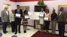 Comcast Donates $18,000 in Technology Grant and Scholarships to Mobile Area Youth