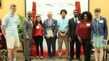 Comcast Awards Scholarships to Central Arkansas Seniors