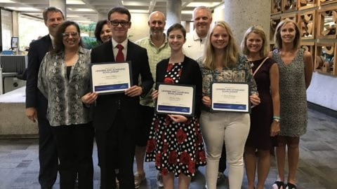 Comcast Awards $8,000 in Scholarships to Eight East Tennessee High School Seniors