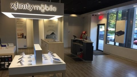 Bringing New Xfinity Experience to Chattanooga with Transformational Retail Environment