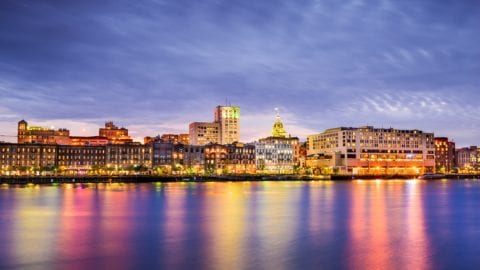 Comcast Announces Fiber Network Buildout to Historic Downtown Savannah