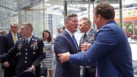 Comcast Announces Military Employment Fair in December