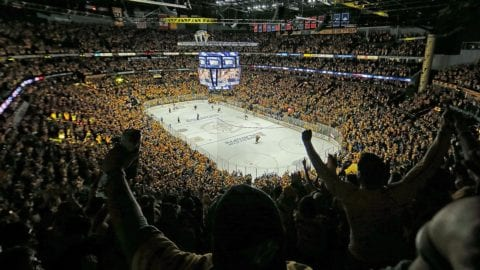 Nashville Predators Select Comcast Business as Technology Provider for  Multi-Gigabit Powered Business Solutions