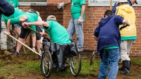 Comcast Selects 2017 Comcast Cares Day Community Volunteer Project in North Charleston, SC