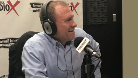 Comcast Regional SVP Doug Guthrie Interviewed on Atlanta's Business RadioX