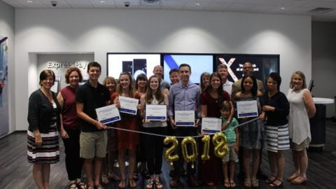 Comcast Awards $24,000 in Scholarships to 24 East Tennessee High School Seniors