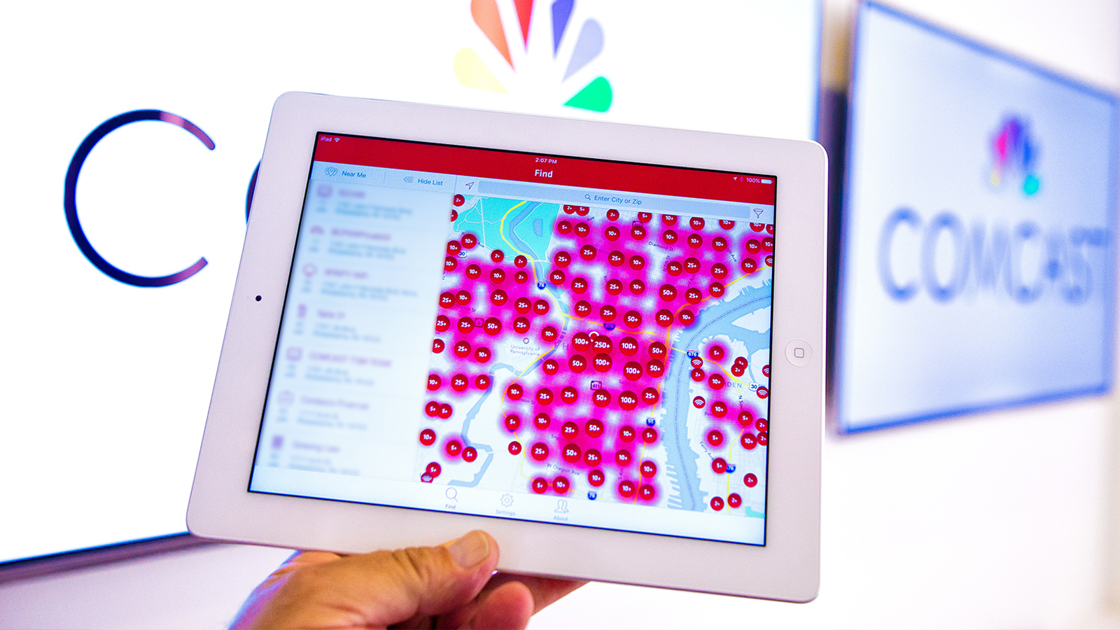Comcast Opens Free Xfinity WiFi Hotspots to Aid Residents