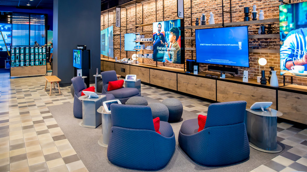 Comcast Unveils New Xfinity Retail Store In Decatur Ga