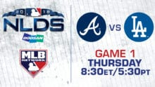 2018 NLDS Games to be Featured Exclusively on MLB Network