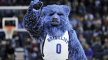 Memphis Grizzlies Mascot 'Grizz' to Help Comcast Celebrate Grand Opening of Xfinity Store in Germantown