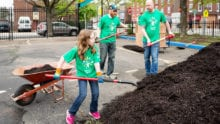 Comcast Planning Projects in Savannah for Annual Comcast Cares Day