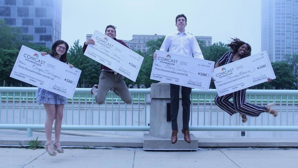 Mississippi students scholarship winners