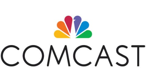 The Comcast logo.