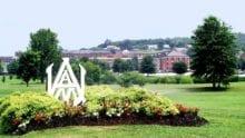 Alabama A&M University grounds